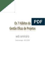 Gestao de Projectos
