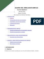 Manual Simplez