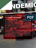 Galaz 2009 Pandemic 2.0 Environment