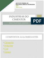 Industrias Do Cimentos