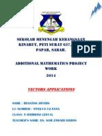 Additional Mathematics Project SPM