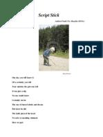 Script Stick