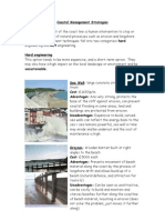 Coastal Management Strategies Sams Version