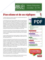Ensemble - Le Bulletin - Numero 4