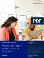 Migrate From Product Builder to Product Configurator_2012 R3
