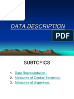 Data Description