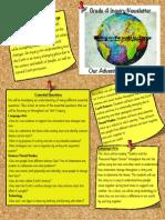 unit 1 inquiry newsletter- final