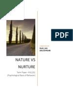 HUL 261 Term Paper