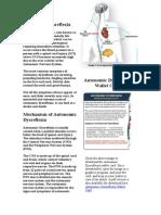 Autonomic Dysreflexia