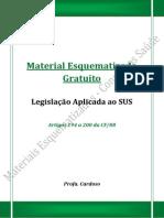 Aula Gratuita_SUS_ESQUEMATIZADA e COMENTADA + 38 QUESTÕES