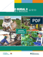 Manual Operativo Cambio Rural II