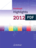 Highlights 2012