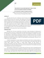 9. Eng-The Modernization of Gear Micropump Casing With the Use of Finite-Waclaw Kollek