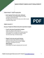 FlightSim Commander Update 9.3 Supplement to the Manual 9.0 Supplément Au Manuel 9.0 Nachtrag Zum Handbuch 9.0