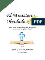 juan c. castro a - el ministerio olvidado.pdf