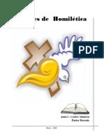 Juan C Castro Almarza - Apuntes de Homilética