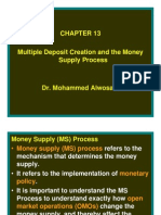 CHAPTER 13 Multiple Deposit Creation and the Money Supply Process