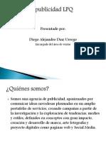 Agencia de Publicidad LPQ Presentacion