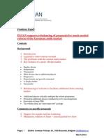 Egian Position Paper Audit Reform