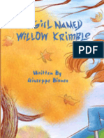 A Girl Named Willow Krimble, By Giuseppe Bianco