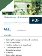 Understanding UPS Overload Capabilities