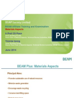 Beam Materials Aspects