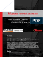 Modern Power Systems Equipment