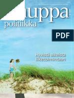Kauppapolitiikka 4 / 2009