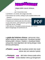 Copy of Kuliah Vitreous Dan Retina