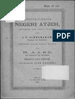 ACEH_00250 Tjerita-tjerita Negeri Atjeh (J.P. Schoemaker)