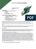 government syllabus 2014-15