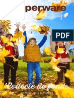 Tupperware Fundraiser Catalog Fall 2014 - CA French