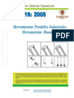 Neo16-2005 Herramientas Manuales