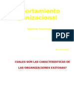 79393409 Chiavenato Comportamiento Organizacional