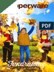 Tupperware Fundraiser Catalog Fall 2014 - US English