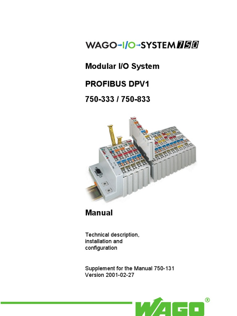 750-333   buy fieldbus coupler profibus dp, d-sub   wago.