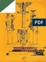 Elbert, Carlos Alberto - Manual Basico de Criminologia - 1998