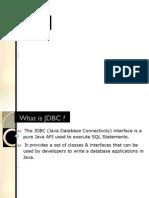 Chapter 2 JDBC