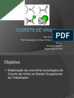Cloreto de Vinila