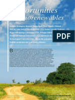 UOP Opportunities for Renewables in Petroleum Refineries Tech Paper