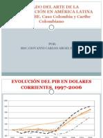 ESTADO DE ARTE DE LA INVESTIGACIÓN EN AMÉRICA