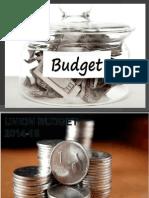 Budget 2014-15 Highlights