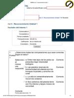 Evaluaciones Biologia Ambiental