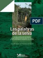 122602 Las Palabras de La Selva Carlos Martín Beristaín Dario Perez Rovira Itziar Fernandez