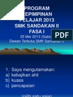 Leadership Mgt SMKS2 2013