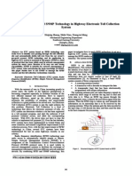Application of RFID and SNMP Technology in Highway Electronic Toll Collection My IEEE 2010