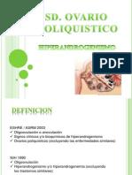 Sd Ovario Poliquistico