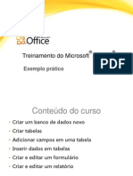 Aula 05 - Access - Exemplo Pratico