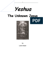 Yeshua_The Unknown Jesus