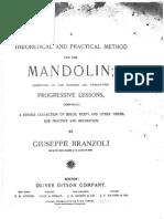 Branzoli Mandolin 1892